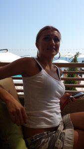 beautiful Ukraine girl Elena