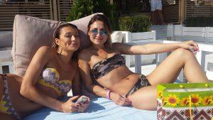 Lana and Nati