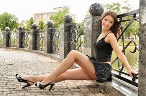 Anna sexy Ukraine woman