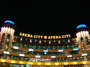 arena city ukraine