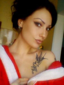 Tatiana Tattoo Girl