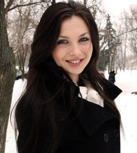Victoria sexy Ukraine woman