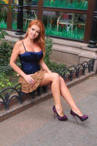 sexy Ukraine woman