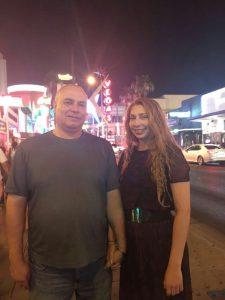 Kristina in Las Vegas