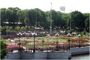 Shcherbakova Park