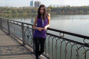 Oksana for Donetsk