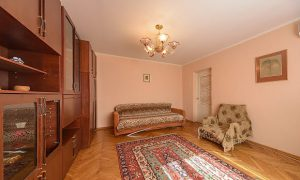 old kiev apartment