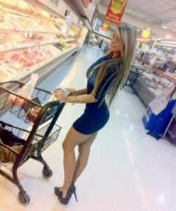 shopping with dasha